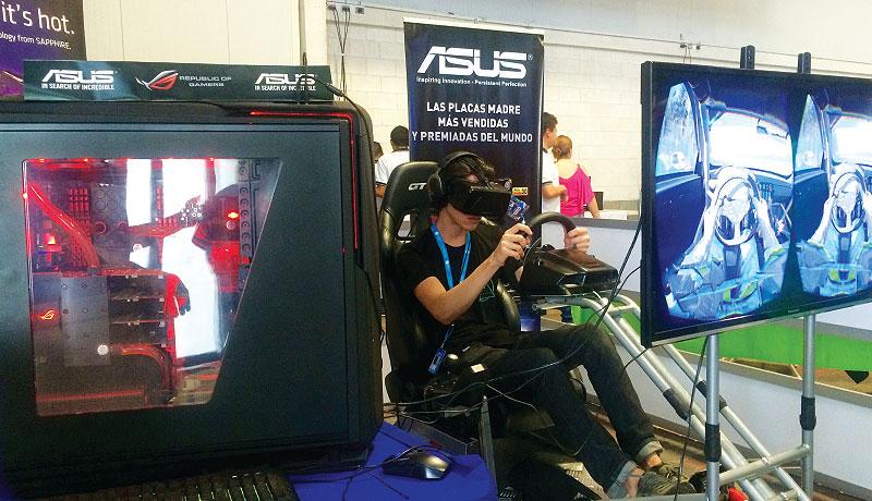 Asus dice presente con gran exito en Campus Party Costa Rica 3