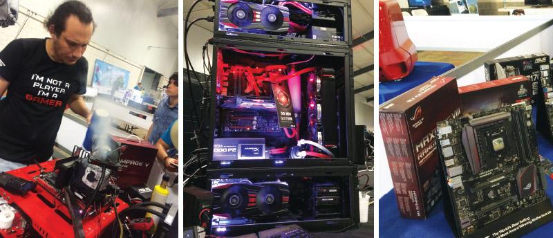 Asus dice presente con gran exito en Campus Party Costa Rica 5