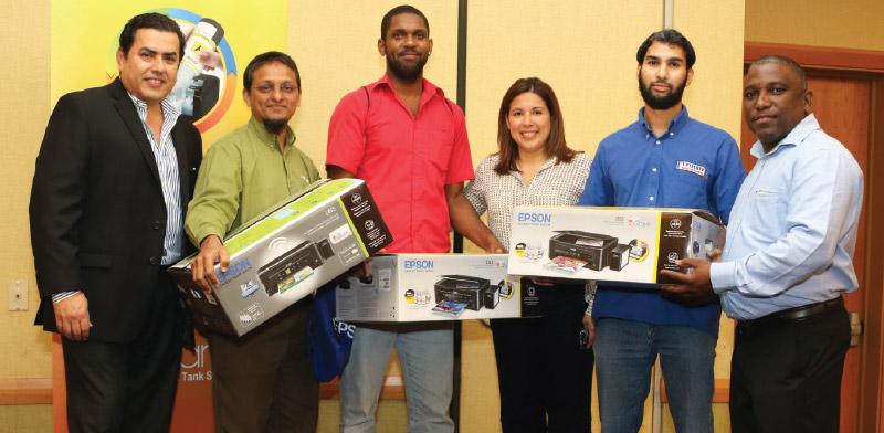 Epson presents EcoTank 3