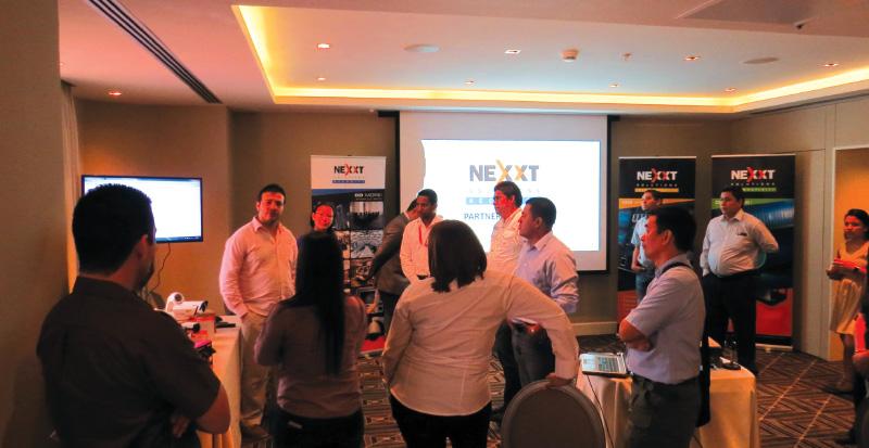 Intcomex Panama continua celebrando con exito sus capacitaciones al canal - Seguridad