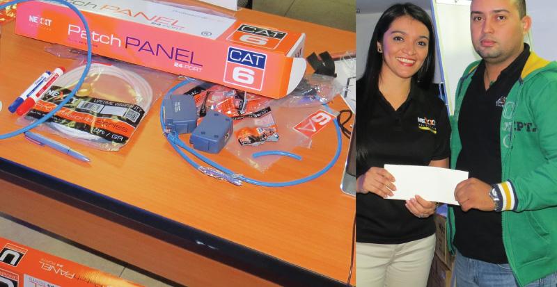 Intcomex Panama continua celebrando con exito sus capacitaciones al canal