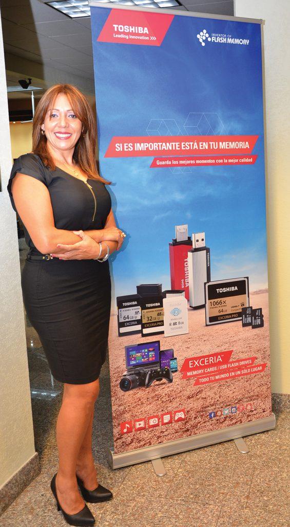 Sandra Mendoza, Branded Sales Manager y Oscar Aguilar, Gerente Regional de Ventas Nola nos cuentan sus planes para la región.