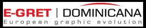 E-Gret Dominicana logo - European Graphic Evolution