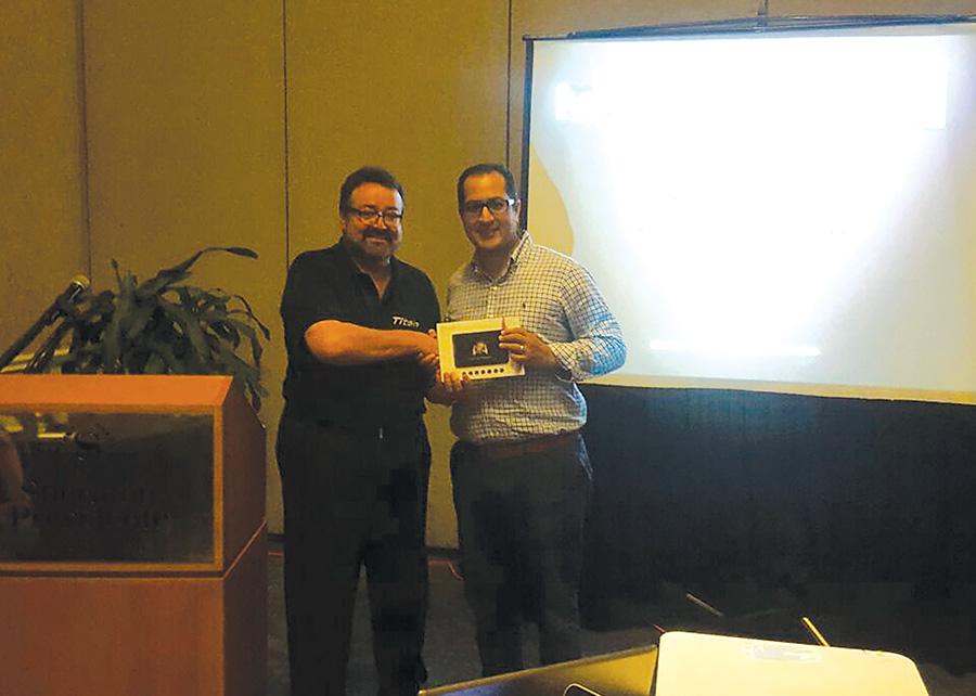 Exitoso Tour de Presentacion de la linea de tabletas Titan junto a Intel - Acosa 2