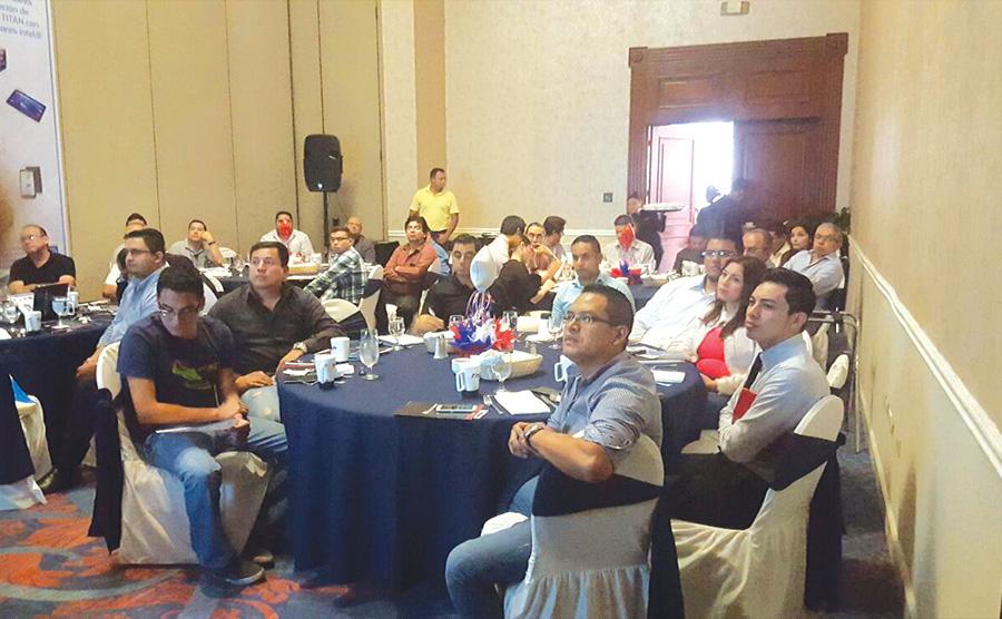 Exitoso Tour de Presentacion de la linea de tabletas Titan junto a Intel - Acosa 3