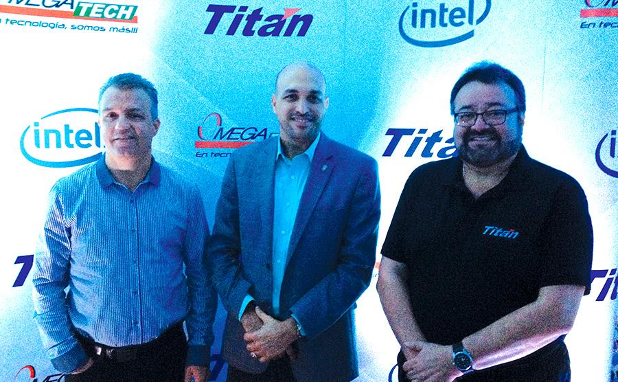 Exitoso Tour de Presentacion de la linea de tabletas Titan junto a Intel - Omegatech