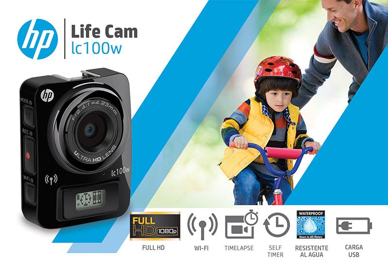 HP LIFE CAM lc100w - 1