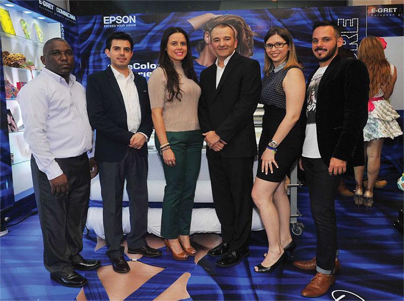 La nueva era de estampado textil llega a Republica Dominicana con Epson y E-gret Dominicana 10