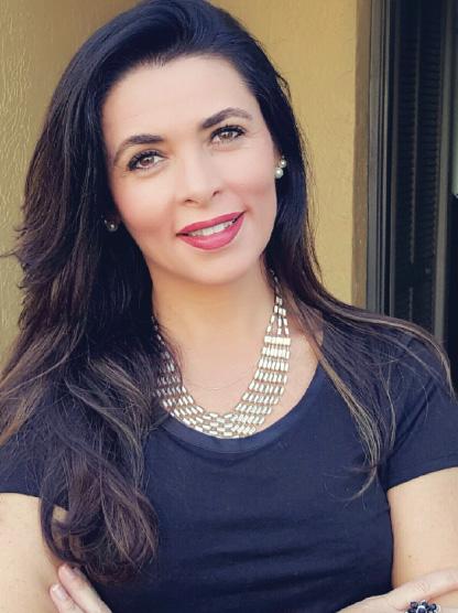 Luciana Correia, Director Accessories for MDG