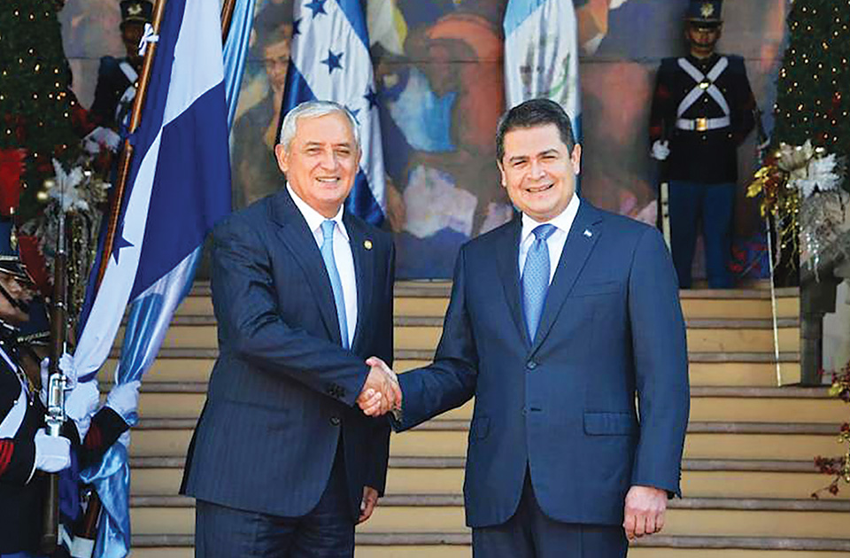 Los Presidentes acordaron en Tegucigalpa, Honduras, un año atrás, iniciar trabajos para la mplementación de una unión duanera