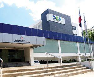 Republica Dominicana Direccion General de Aduanas DGA 2
