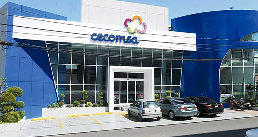 CECOMSA referente absoluto en Republica Dominicana 2