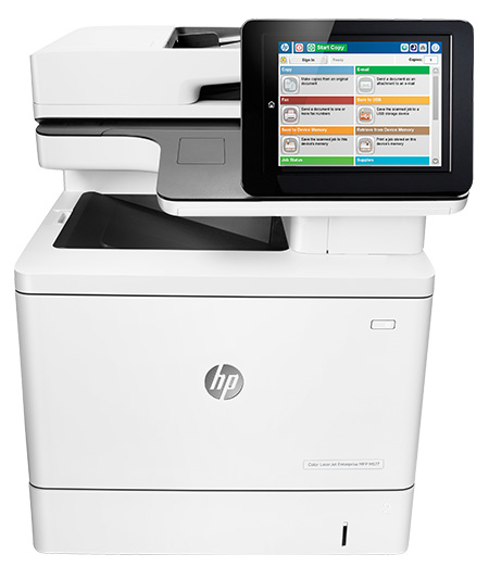 HP LaserJet Enterprise M577 2