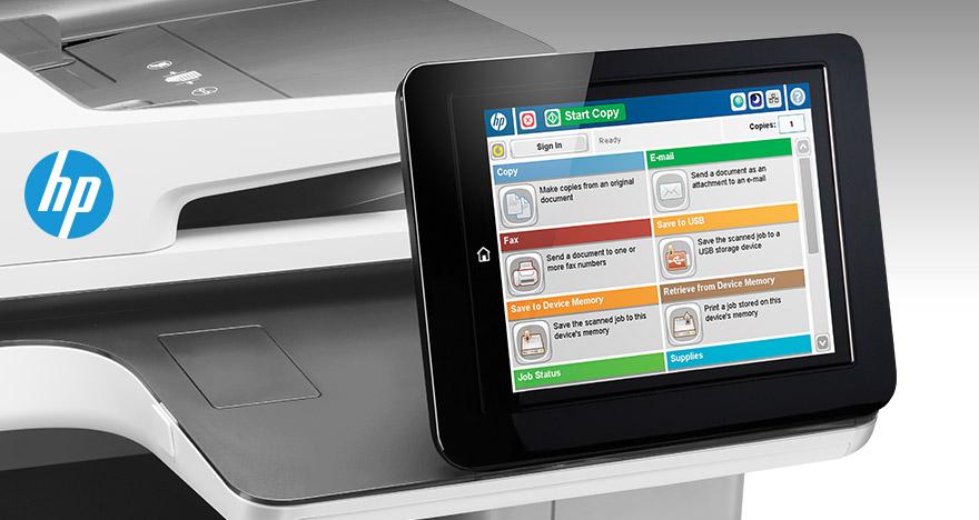 HP brinda seguridad calidad ahorro soluciones y equipos robustos
