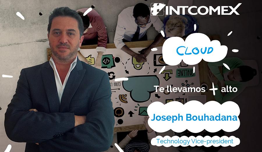 Joseph Bouhadana Vicepresidente de TI de Intcomex 2