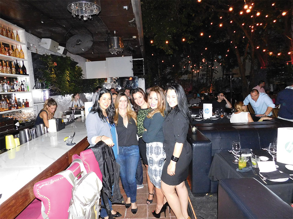 Closing Dinner By Hp At Baoli Miami Intcomex Scs 001