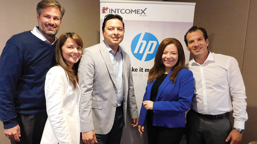 HP Partner Intcomex