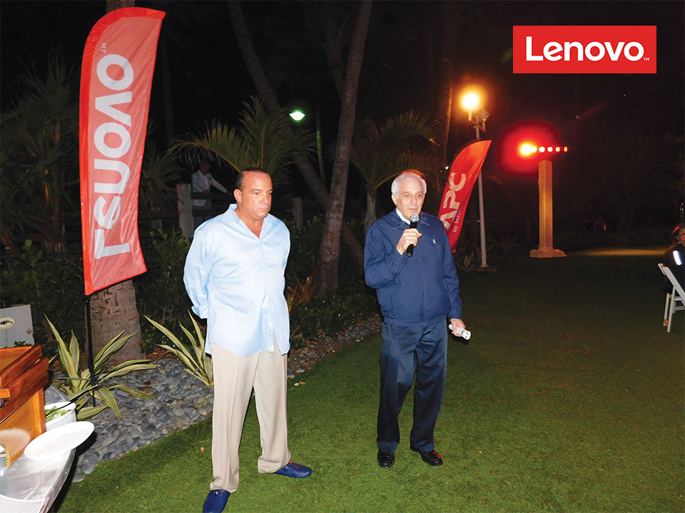Intcomex Strategic Caribbean Summit Welcome Dinner By Apc And Lenovo 006