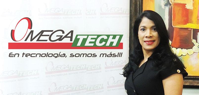 Grisel Martinez, Directora de Compras Omegatech