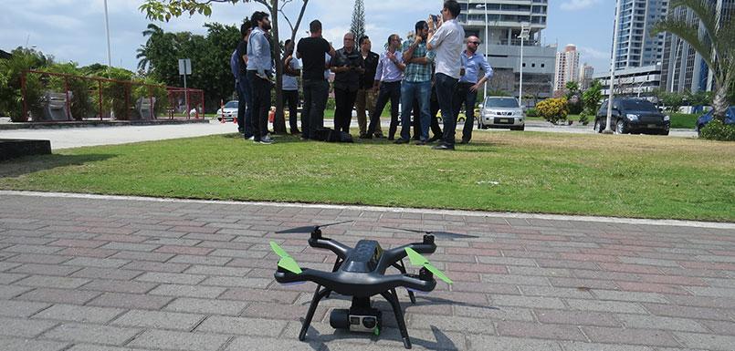 Presentacion Drone 3DR - 3
