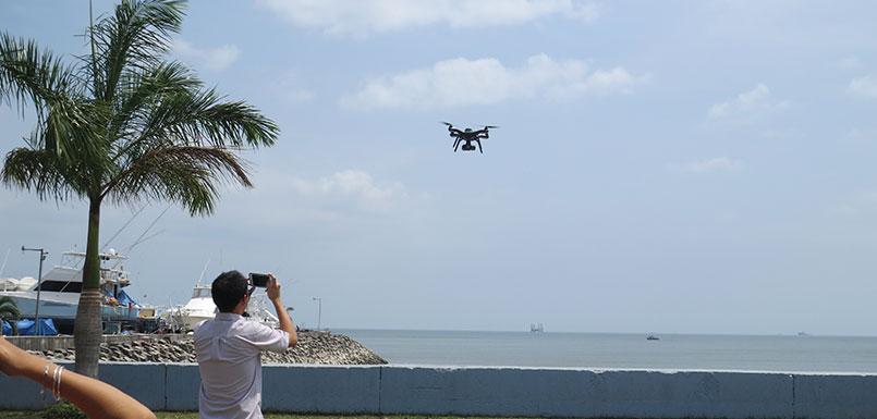 Presentacion Drone 3DR - 4