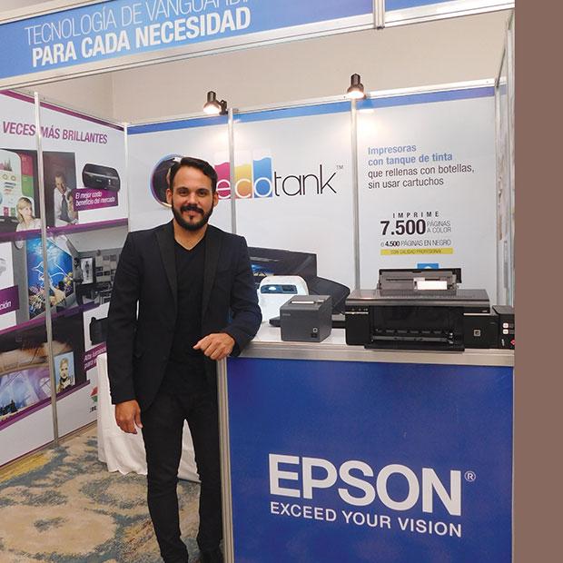 Camillo Antonio Di Crescenzo Pasquale,  Supervisor Tier 2 Sales para República Dominicana y Venezuela