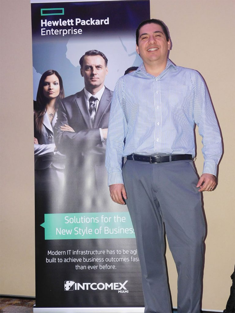 Fausto Vargas, Sr. Regional Strategy Manager
