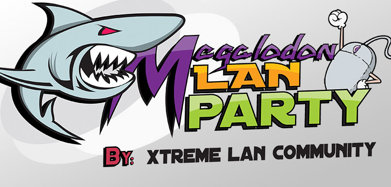 Megalodon Lan Party