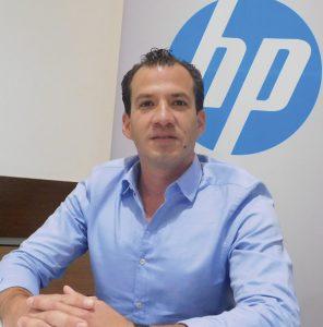 Luis Felipe Cisneros, HP Partner Business Manager