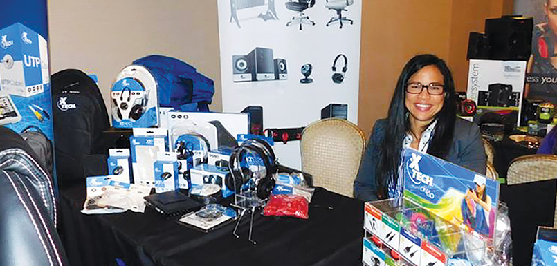 Foto Aura Díaz Gerente Regional de Xtech