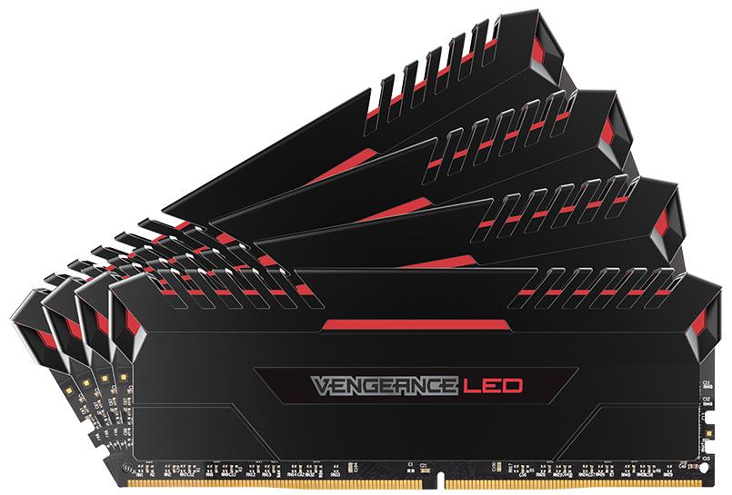 CORSAIR DDR4 Vengeance LED 4