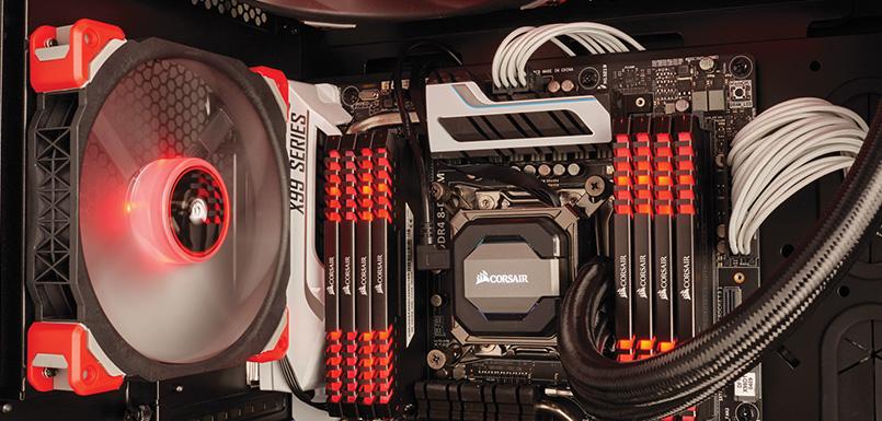 CORSAIR DDR4 Vengeance LED