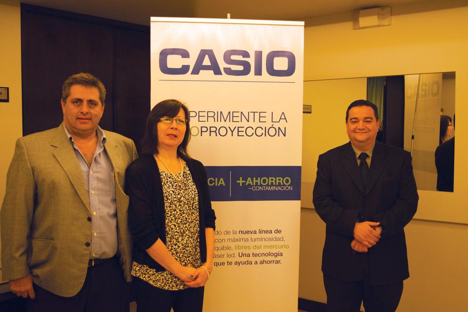 Casio Presenta Proyectores Libres De Lampara 018