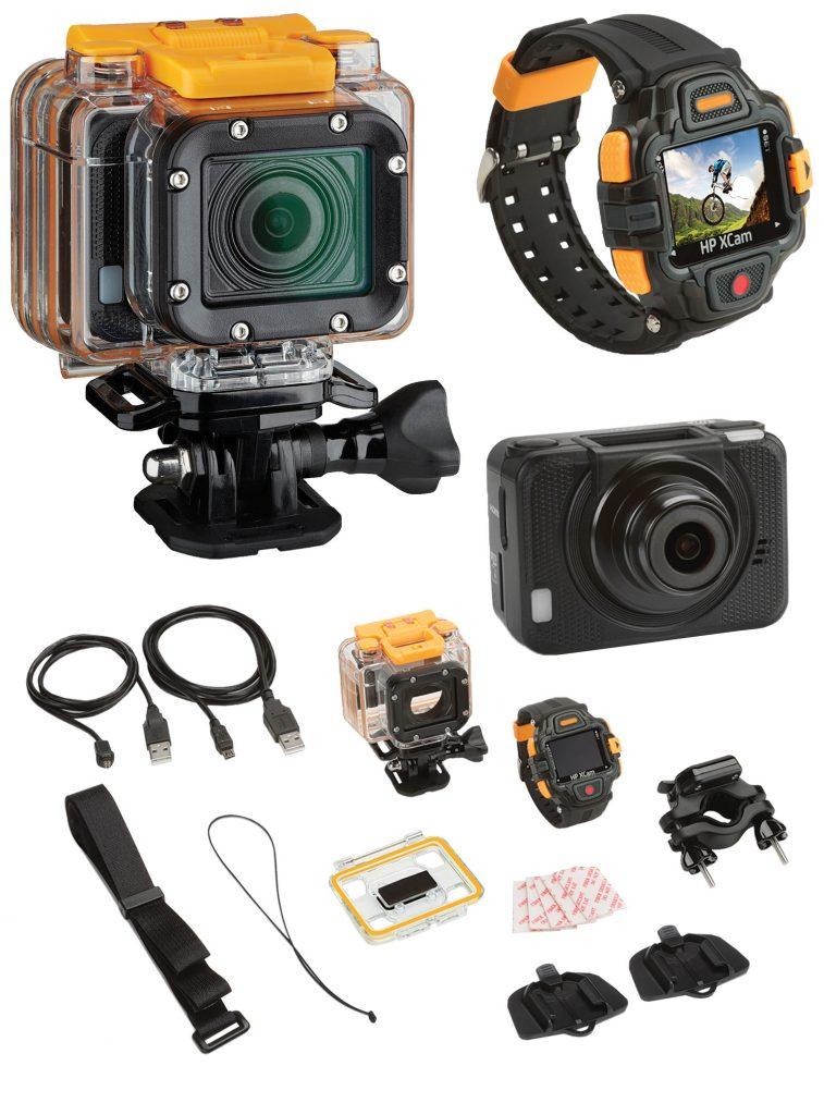 Camara de Accion HP HP Action Cam