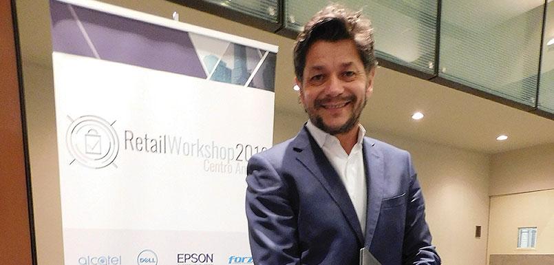 Dario Pariente, Director de Ventas, NOLA Outside Regional de Distribution LED, DELL