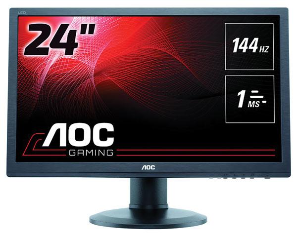 Monitor Gaming AOC G2460PQU - 1
