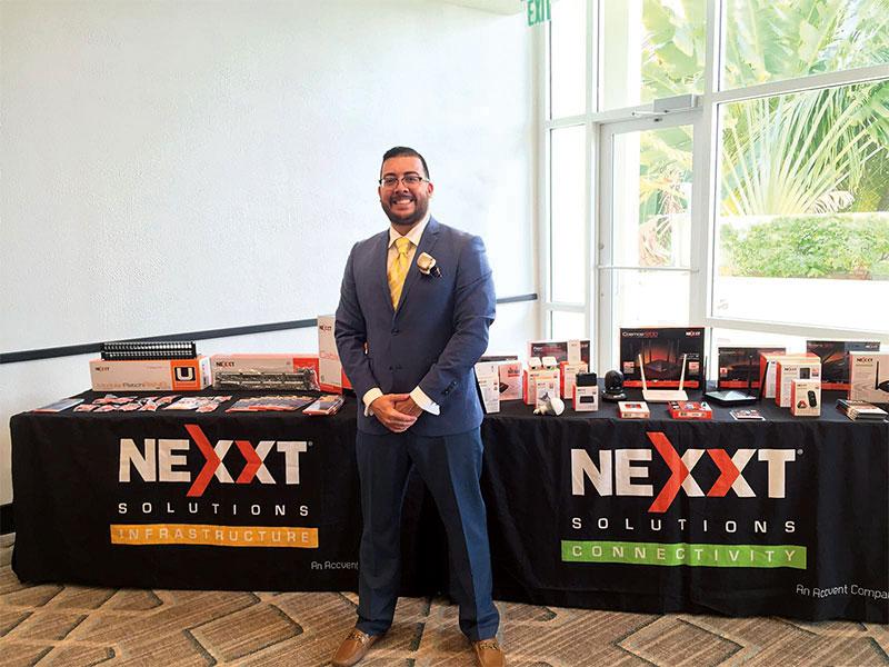 Luis Garcia Gerente de ventas para el Caribe