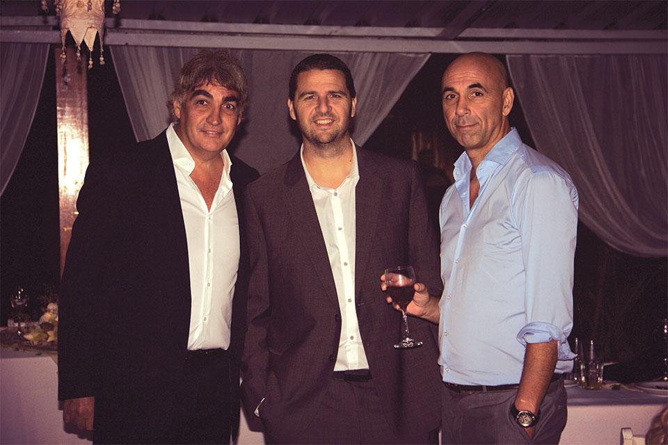 Plana Mayor Solution BOX:  Federico Freitag, Eduardo Bicerne y Guillermo Tesouro