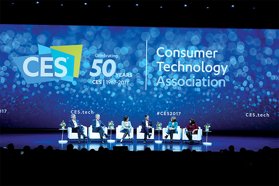 CES 2017 Catapults a Connected World_1