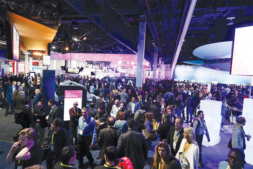 CES 2017 Catapults a Connected World_2