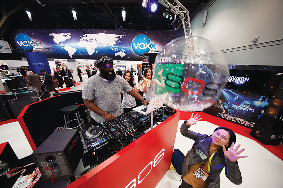 Pre-Audit Confirms 50th Anniversary CES Breaks Records in Both Stats and Innovation_805x385
