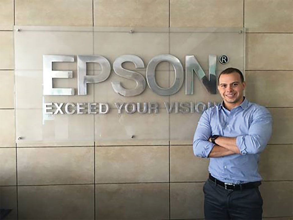 Heisson Nessi, Gerente Grupo de Producto para Centroamérica, Caribe y Andina