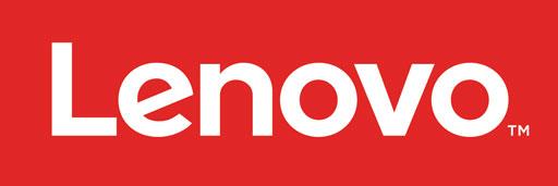 logo Lenovo red