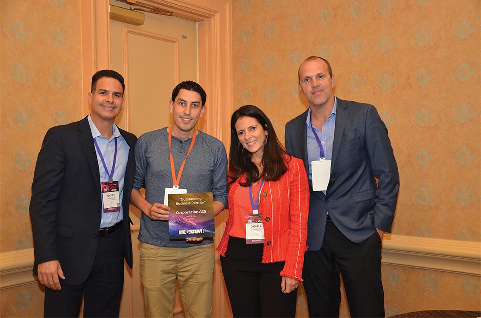 Outstanding Business Partner CorporaciÓn ACS - Costa Rica