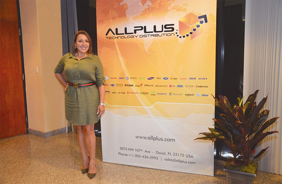 Sandra Mendoza, Gerente Comercial para América Latina de Pioneer